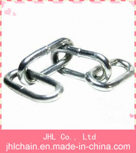 DIN763 Standard 4mm Steel Link Chain/Conveyor Chain
