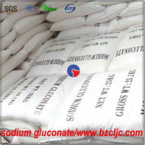 Best Construction Chemicals Sodium Gluconate for Mass Concrete