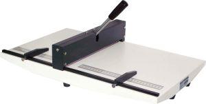 Manual Paper Creasing Machine Square Slot (C-35M1) pictures & photos