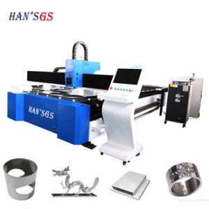 Advanced Laser Cutting Equipment GS-Lftp6015 pictures & photos