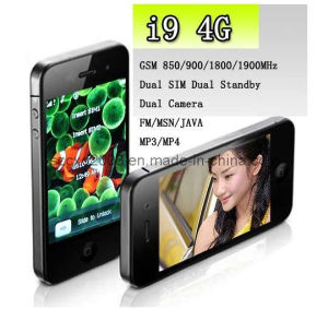 Quad Band Dual SIM Mobile Phone (CXD-I9 4G)