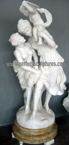 Garden Carved Stone with Marble Sculpture (SY-X1725) pictures & photos