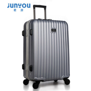 ABS + PC Trolley Case Caster 20 Inch Female Luggage pictures & photos