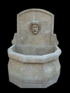 Old Marble Garden Outdoor Stone Fountain (FG-007) pictures & photos