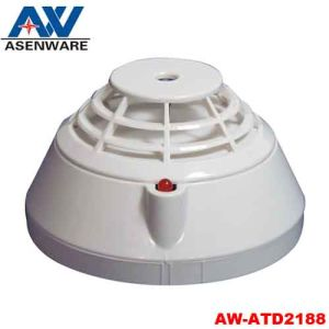 Addressable Fire Alarm Fixed Temperature Heat Detector FM200 (AW-ATD2188) pictures & photos