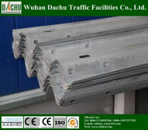Corrugated Safety Hot Dipped Highway Guardrail pictures & photos