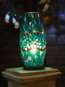 Mosaic Table Lamp for Decoration