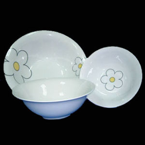 Porcelain Salad Bowl Decal (BOL70101)