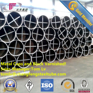 SANS719/EN10210/EN10219/API 5L ERW/HFW/HFI Steel Pipe pictures & photos
