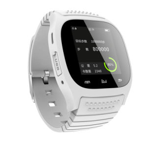 Factory Price Bluetooth Waterproof Wrist Smart Watch for Android&Ios pictures & photos