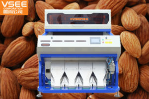 Vsee RGB Full Color Almonds Color Sorter pictures & photos