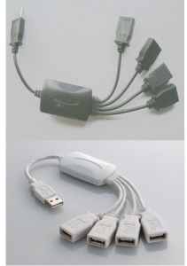 Cuttlefish USB Hub with 4 Ports (UH417)