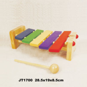 En71 Approved Wooden Toys Xylophone (JT1700) pictures & photos