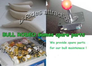 Mechanical Bull Spare Parts pictures & photos