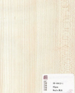 Maple Melamine Paper (HB-40612-1) pictures & photos