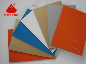 Aluminum Composite Panel (Geely-003) pictures & photos
