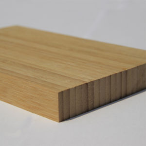 Chinese Bamboo Panels Carbonize 1-Ply Vertical Environmental Protection