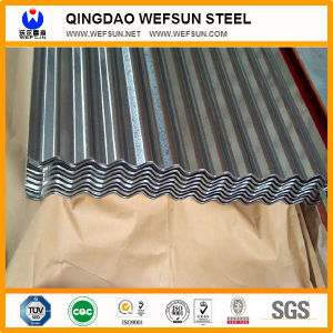 0.14 to 0.8mm Thichkness Galvanized Corrugated Steel Sheet pictures & photos