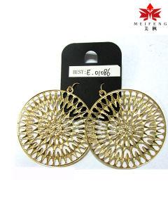 Fashion Jewelry Earring Round Shape