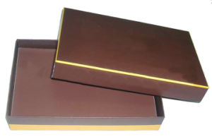 2014 Equisite Chocolate Gift Box/Brown Chocoalte Box (YY--B0015) pictures & photos
