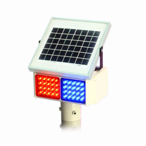 Two Sides Solar Traffic Light (XHL-C6002-2S) pictures & photos