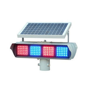 One Side Solar Traffic Light (XHL-C6002-1S) pictures & photos