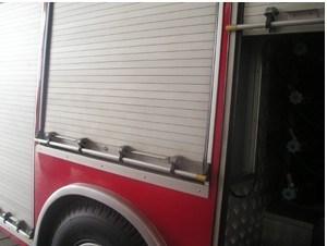 Roll up Door for Fire Fighting Trucks pictures & photos