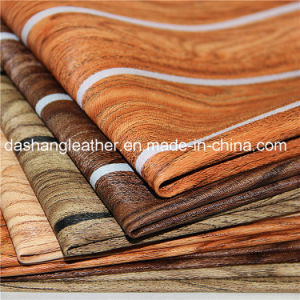 Eco-Friendly PVC Leather for Car Floormat (DS-A1005) pictures & photos