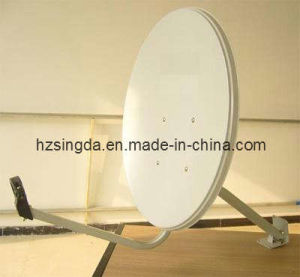 Ku-Band Satellite Dish 55cm with SGS pictures & photos