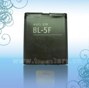 BL-5F 1100mAh High Capacity Mobile Phone Battery for Nokia
