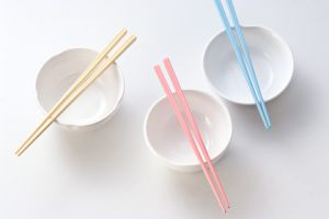 Melamine Colorful House Style Chopstick pictures & photos