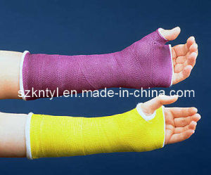 Surgical Orthopedic Casting Tape (KCF02/KCP02--KCF06/KCP06) pictures & photos
