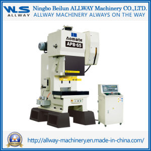 High Efficiency Energy Saving Press Machine/Punch Machine (APB-65A) pictures & photos