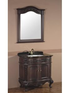 Marble Top Cabinet Bathroom (TG8122) pictures & photos