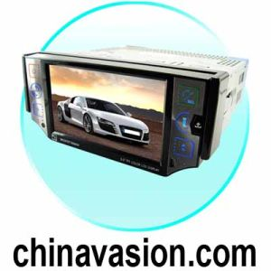 Car DVD Player / Car GPS Navigation System + Bluetooth (CVSA-C09)