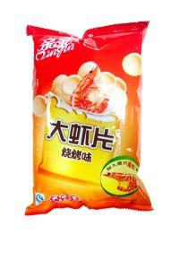 Prawn Chips Snack (snack, chip)