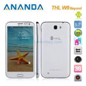 Thl W9 Beyond 5.7inch IPS FHD Mtk6589t Quad Core Smart Phone