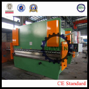 Wc67k Series Hydrualic Press Brake, Stainless Steel Bendig Machine, CNC Folding and Bending Machine pictures & photos
