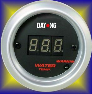 "2""(52mm)Digital Display Auto Gauge pictures & photos"