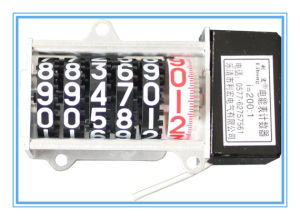 200: 1, 400: 1 China Metal Frame Stepper Motor Counter Manufacturer for Both Single and Three Phase Meter pictures & photos