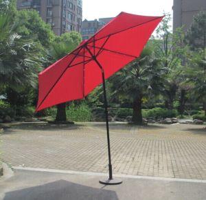 Crank System Outdoor Umbrella, Outdoor Furniture Patio Umbrella