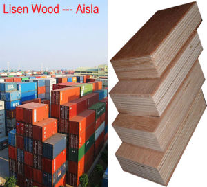 Marine Grade Plywood for Container Flooring Boards