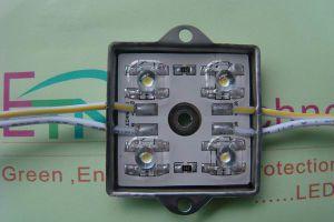 Super Flux 4 LED Module