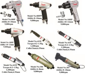 Pneumatic Air Screwdriver Assembly Tools pictures & photos