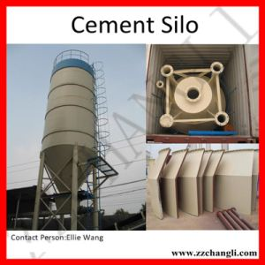 Bolted-Type Cement Silo 60t - 500t for Concrete Mixing Plant pictures & photos
