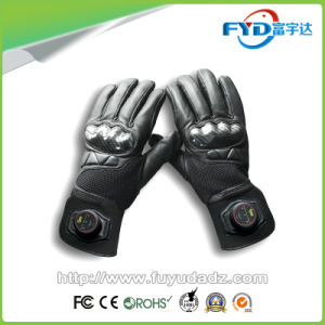 Chinese Stun Glove, Tactical Leather Glove, Fuyuda Capturing Glove pictures & photos