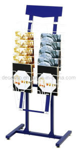 Simple Brochure Display Holder (DM28) pictures & photos