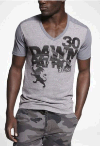 Customized Men′s T-Shirt