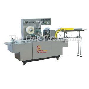 Automatic Cellophane Over-Wrapping Machine for Box Carton pictures & photos