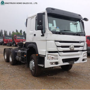 Sinotruk HOWO 6X4 Truck Prime Mover Trailer Head Truck Head pictures & photos